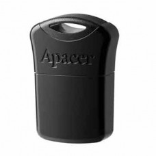 APACER USB Flash Drive AH116, USB 2.0, 8GB, Black